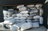 Joint press release: Customs and Police officers seized around 233kg of marijuana at the Ranče border crossing point; suspect detained